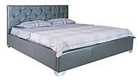 Кровать с мягким изголовьем Моника MELBI 180х200