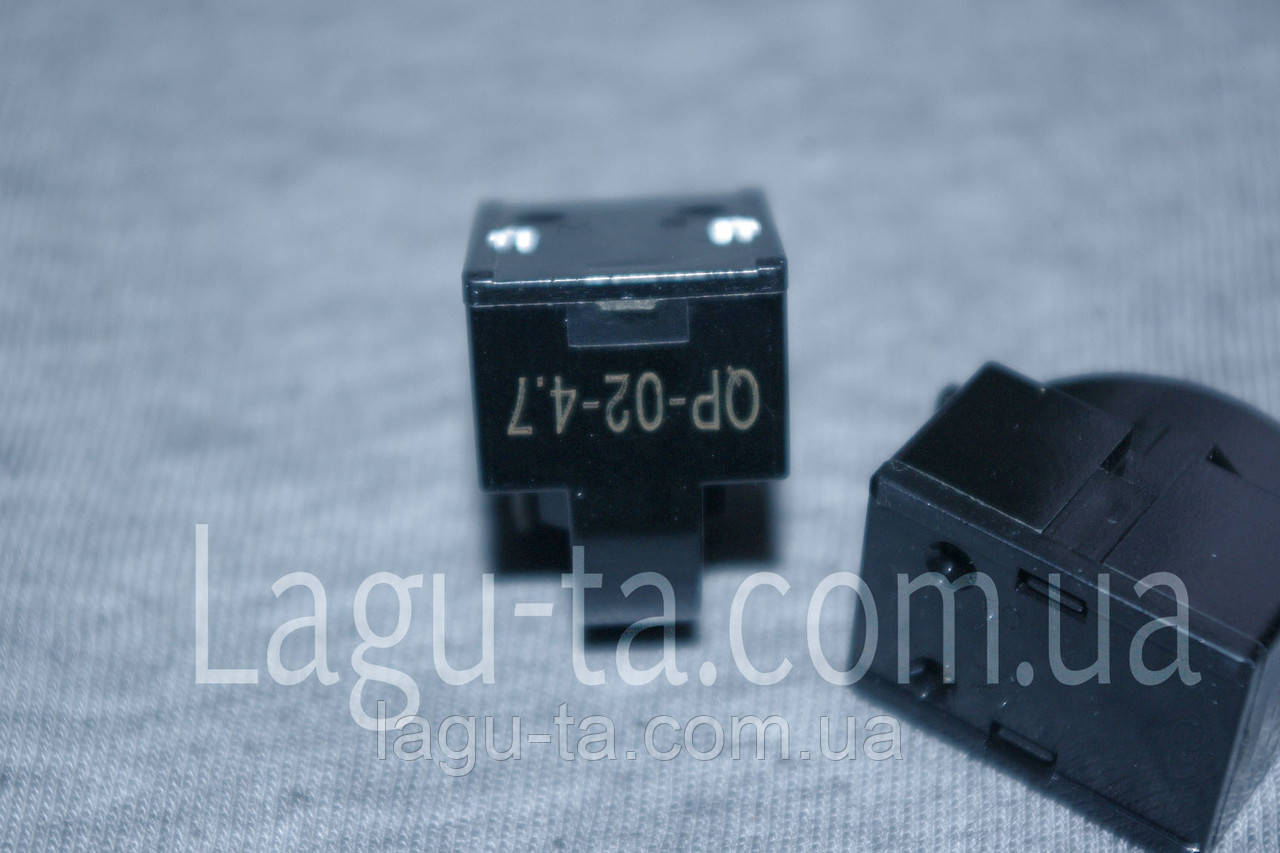 Реле пусковое для холодильника Samsung, LG. 4,7 Ом. DA35-00099A
