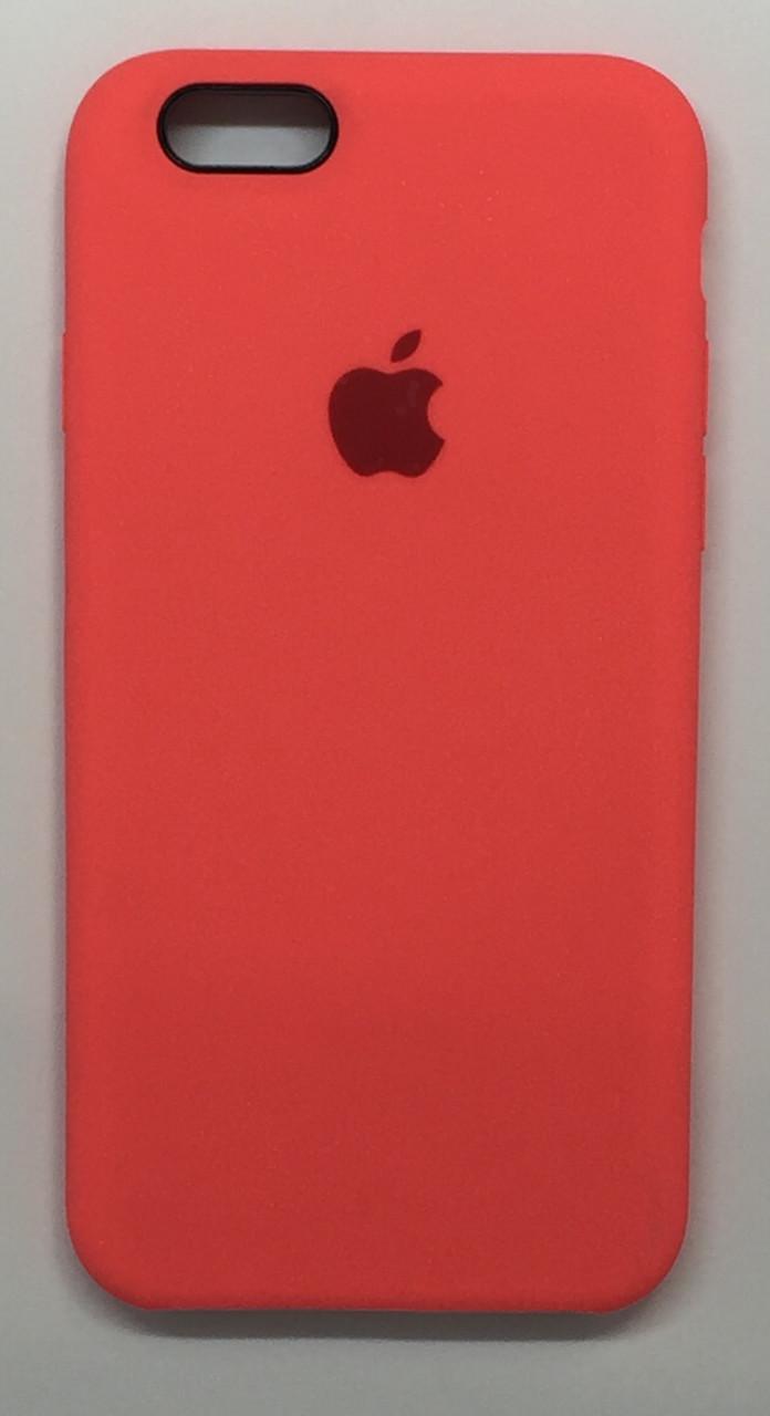 """Чохол Silicon iPhone 6s Plus - """"Кораловий №29"""""""