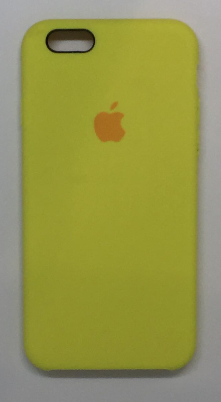 """Чехол Silicon iPhone 6s Plus - """"Вспышка №32"""""""