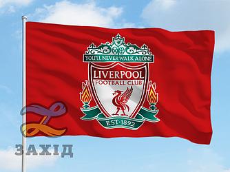 Прапор ФК Ліверпуль