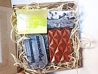 Мужской подарочный набор из мыла