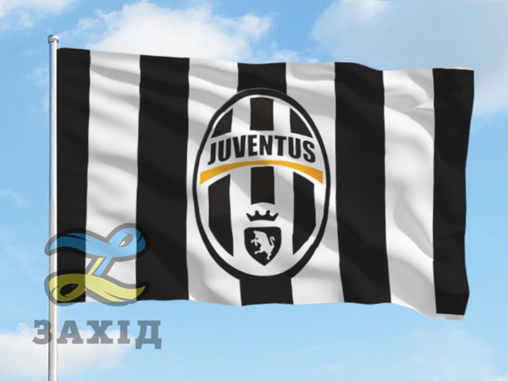 Прапор ФК Ювентус