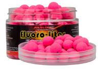 Бойлы Starbaits Fluorolite Pop Ups Pink 10mm 60g