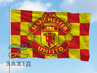 Прапор ФК Манчестер Юнайтед
