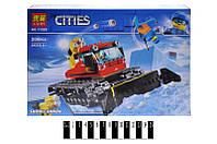 """Конструктор """"CITIES"""" """"Снігоприбиральна машина"""" 209дет 29*20*6см /48/"""