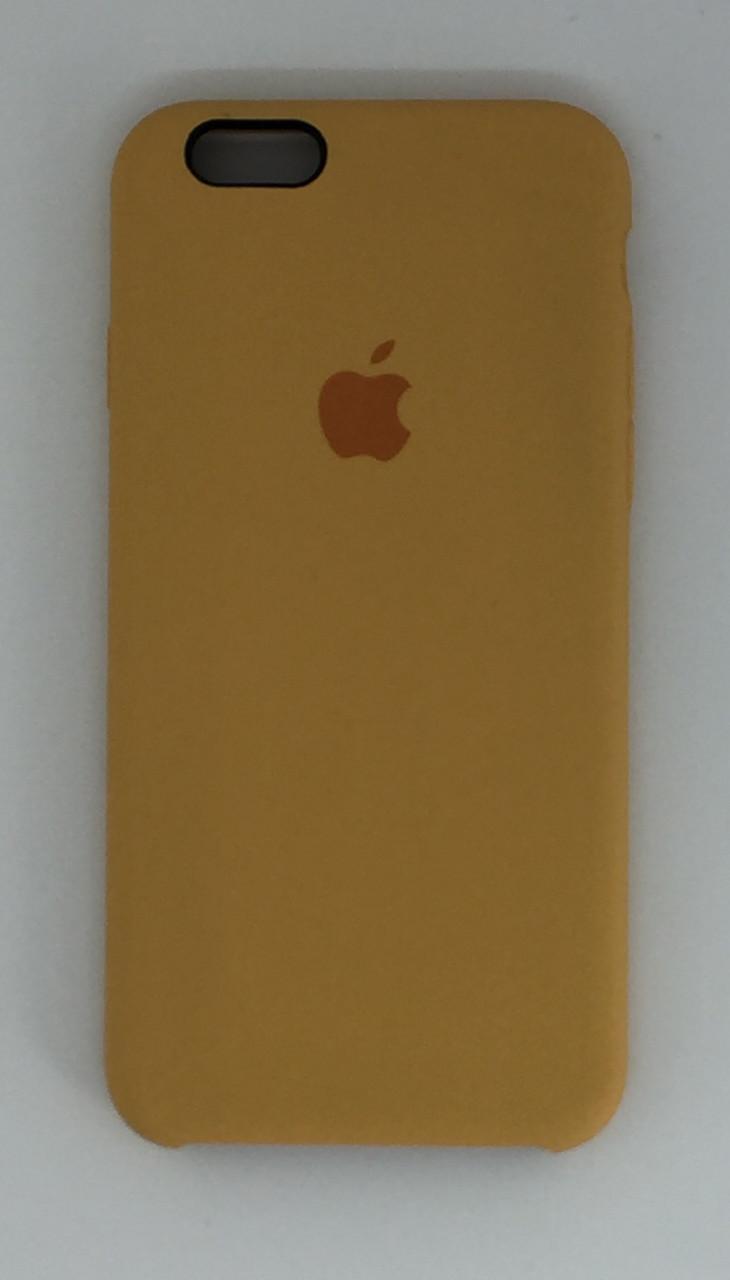 "Чехол Silicon iPhone 6s Plus - ""Дыня №55"""