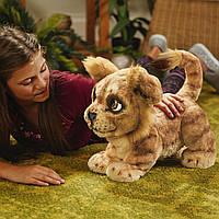 Русскоязычный Симба Король Лев (FurReal Friends Hasbro Disney The Lion King Mighty Roar Simba), фото 1