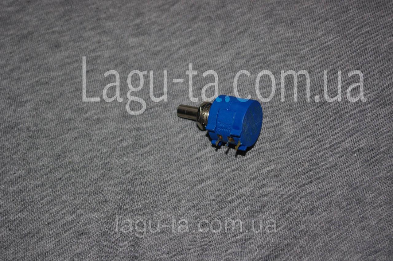 Резистор переменный многооборотный 100 кОм