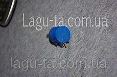 Резистор переменный многооборотный 100 кОм, фото 3