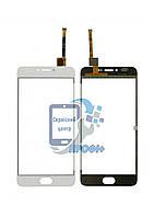 Сенсорный экран Meizu M3 Note (M681H) белый (тачскрин, сенсор)