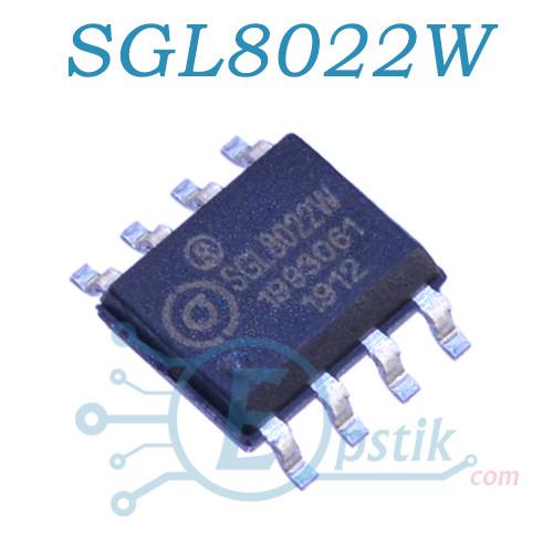 SGL8022W, сенсорный светодиодный ШИМ, SOP8