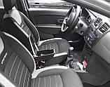 Подлокотник Armcik S4 со сдвижной крышкой и регулируемым наклоном для Dacia Logan II 2017+, Logan MCV II 2017+, фото 8