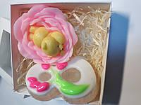 Подарочный набор мыло ручной работы мило ручної роботи