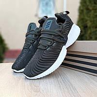 Мужские кроссовки Adidas Alphabounce Instinct хаки