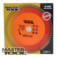"MasterTool  Диск алмазный ""turbo wave"", Арт.: 19-4180"