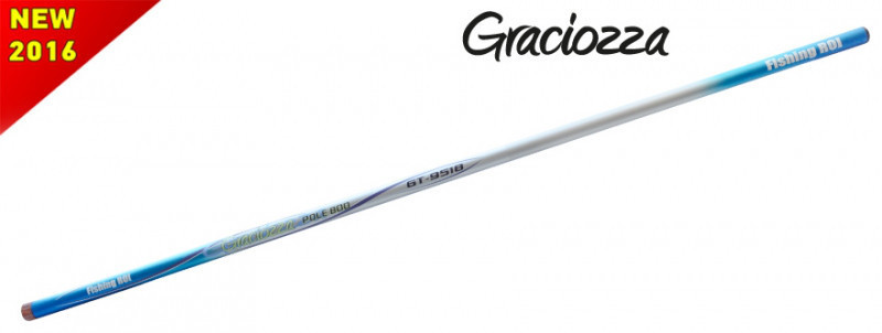 Удилище Fishing ROI Telepole Graciozza 700
