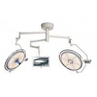 Лампа операционная подвесная PANALEX PLUS 700/700 HD (двухкупольная) Медаппаратура