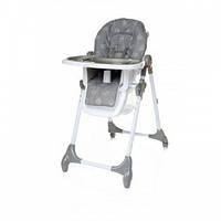 Детский стульчик для кормления 4Baby Decco Grey