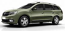 Молдинги на двери для Dacia Renault Logan MCV II 2012-2020