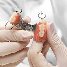 Комплектующие и элементы зубных протезов
