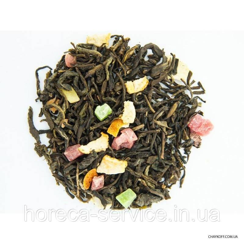 Чай зеленый ароматизированный Teahouse Бейлис 250 г