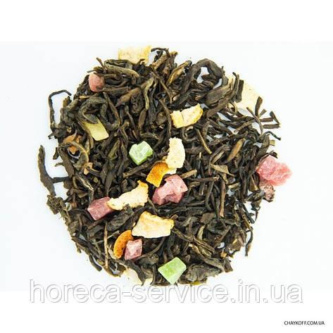 Чай зеленый ароматизированный Teahouse Бейлис 250 г, фото 2