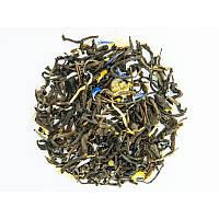 Чай зеленый ароматизированный Teahouse Летний дождь 250 г