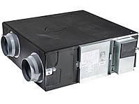 Приточно-вытяжная вентиляционная установка с рекуперацией тепла Gree FHBQ-D20-M, рекуператор б/у