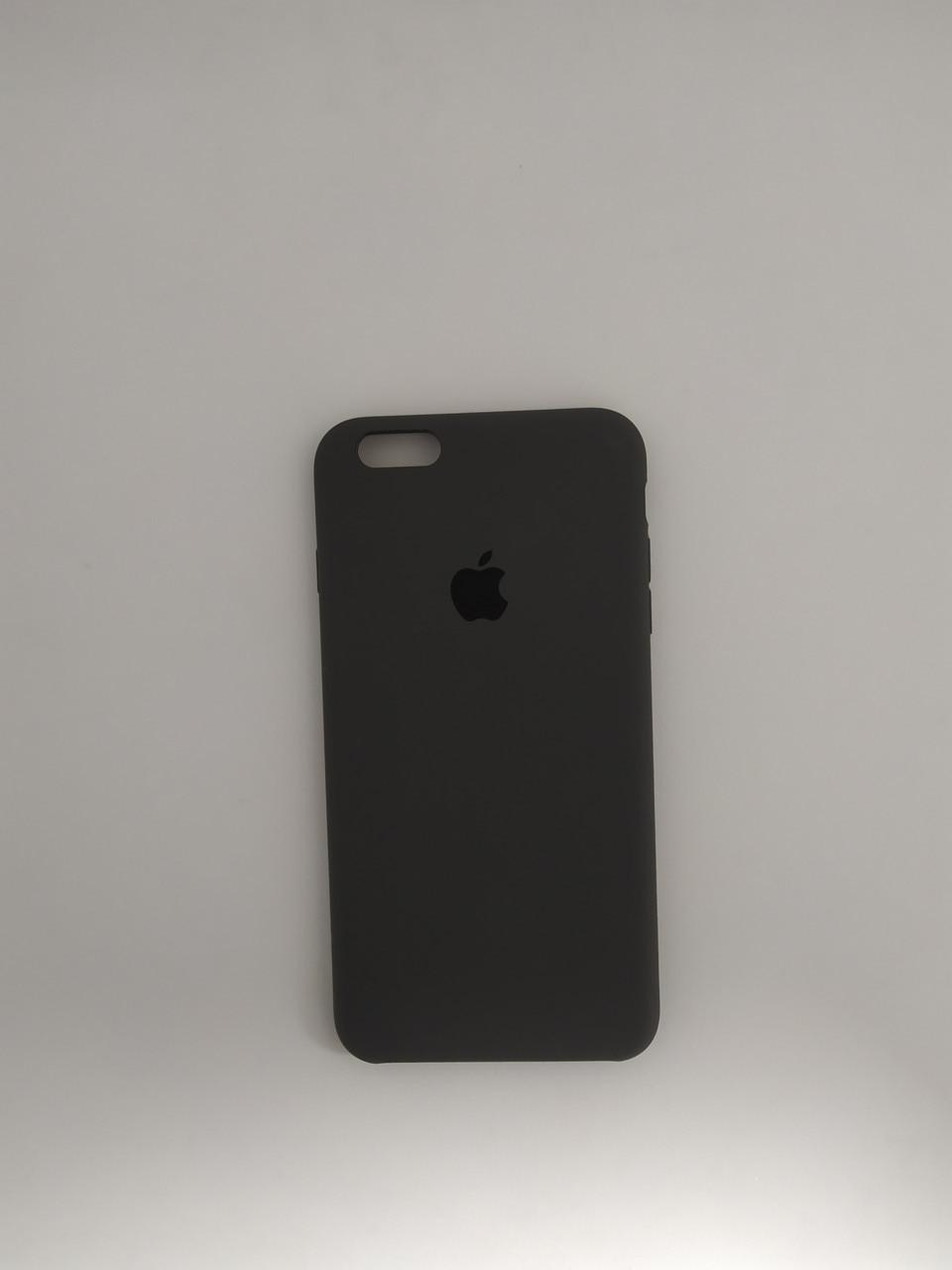 "Чехол Silicon iPhone 6 - ""Серый №15"""
