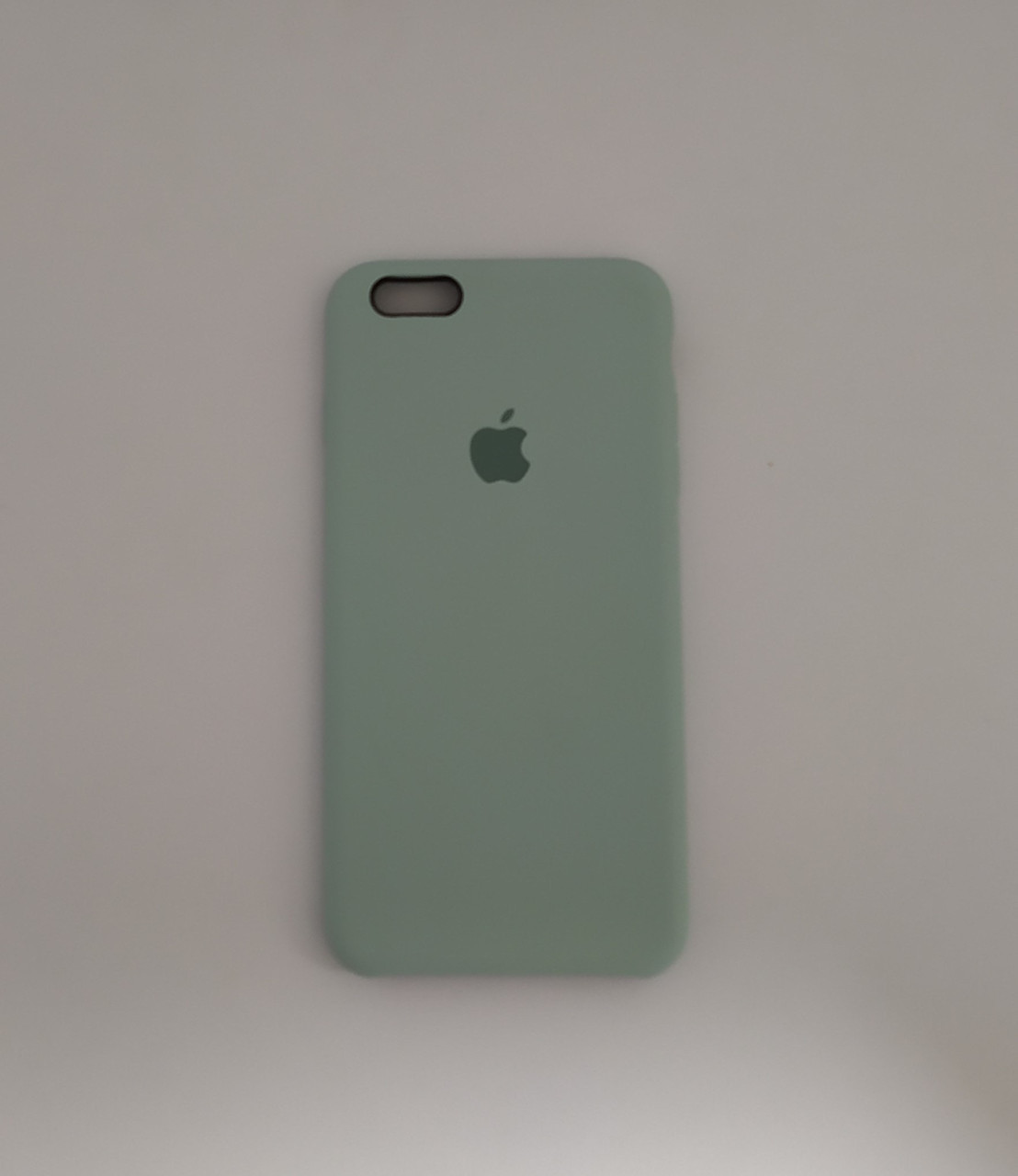 "Чехол Silicon iPhone 6 - ""Бирюзовый №17"""