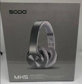 Наушники Bluetooth SODO MH5 с динамиком