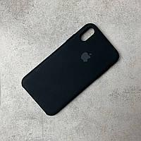 Чохол-накладка Apple Silicone Case iPhone XR Black