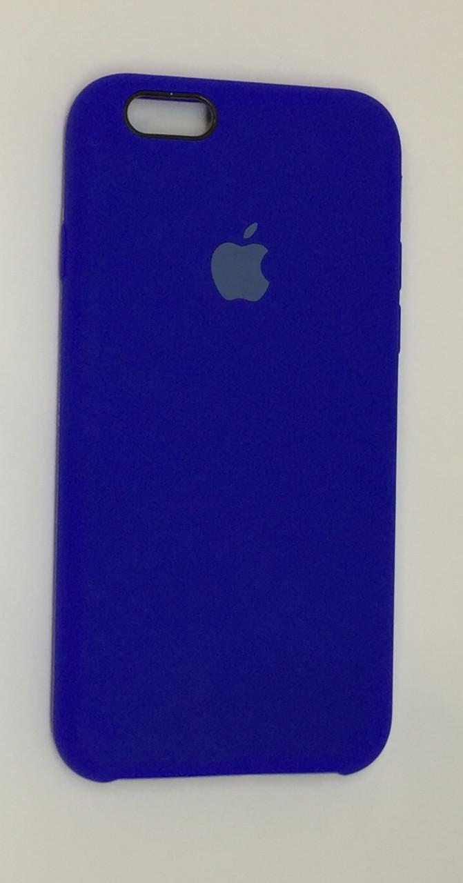 """Чехол Silicon iPhone 6 - """"Электрик №40"""""""