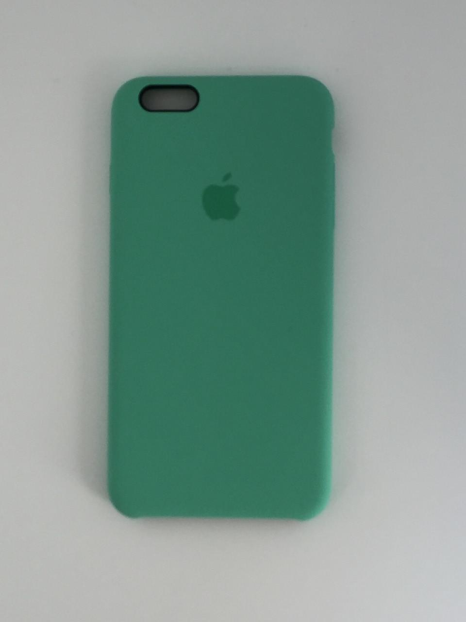 """Чехол Silicon iPhone 6 - """"Мелисса №50"""""""