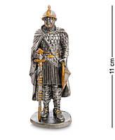 Статуэтка, миниатюра Оловянный Рыцарь Veronese WS-992