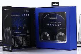 Наушники Bluetooth X2 SY-BT1611SP + колонка 2в1