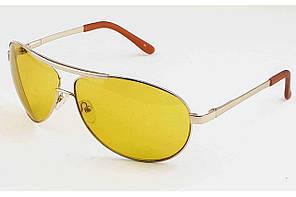 Очки для водителей антифара Oscar OS005 S3 Gold