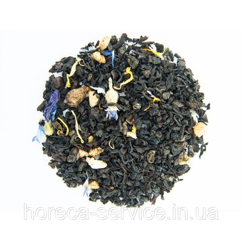 Купаж черного и зеленого чая Teahouse Ночь Клеопатры 250 г
