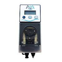 Перистальтический дозирующий насос AquaViva Cl/PH 7 л/ч (KTHX) с авто-дозацией, регулир.скор.