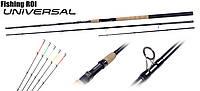Удилище фидерное Fishing ROI Universal Feeder 3.30m 20-110g 5typs