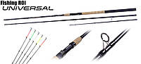 Удилище фидерное Fishing ROI Universal Feeder 3.90м 20-110г (5 вершинок)