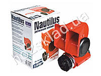Сигнал возд CA-10400/NAUTILUS/12V/красный