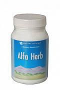 Альфа Герб (Люцерна) / Alfa Herb ВитаЛайн / VitaLine С детоксицирующим и сахаропонижающим действием 90 капсул