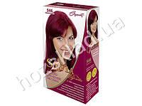 Гель-краска для волос Slavia lege artis тон гранатовый (тон 546)