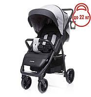 Детская прогулочная коляска 4Baby Moody 2020 Light grey