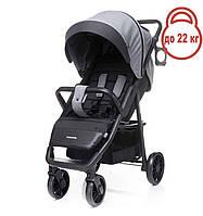 Детская прогулочная коляска 4Baby Moody 2020 Grey
