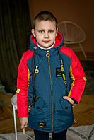 """Демисезонная курточка для мальчика """"Стенди"""", весенняя куртка для мальчика ВЕСНА 2020"""