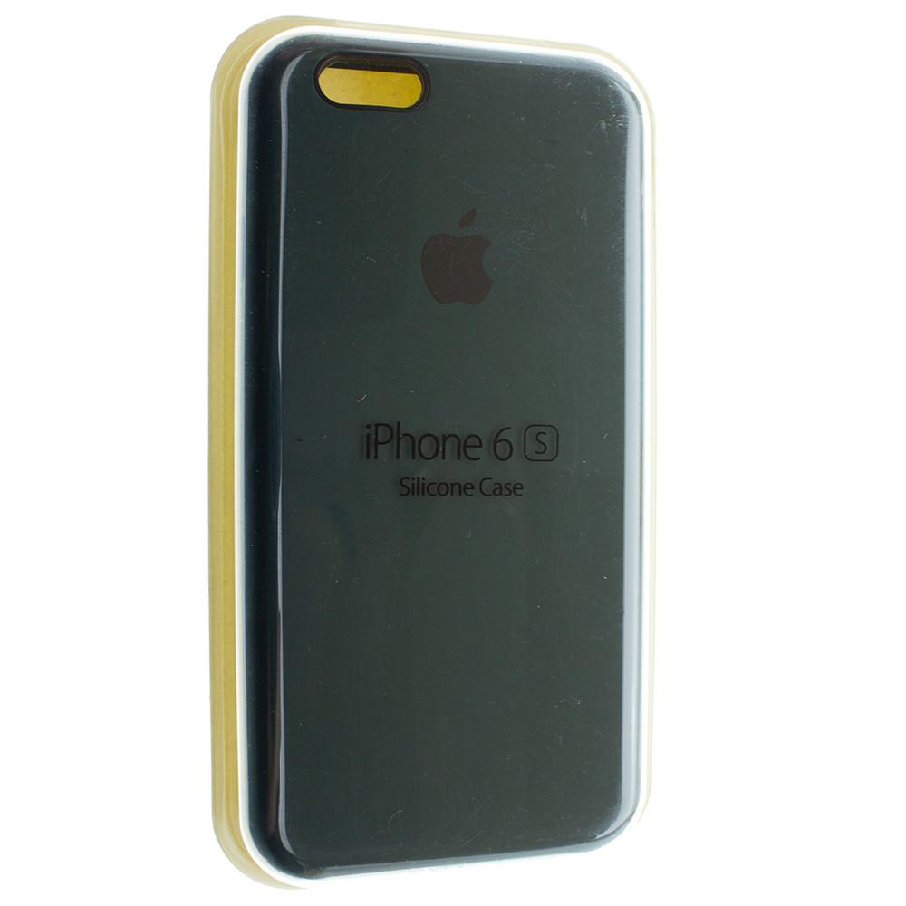 """Чехол Silicon iPhone 6 - """"Елка №49"""""""