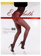 Колготки Elizabeth Prestige 20 den classic Mocca р. 2 (00313)   5 шт.